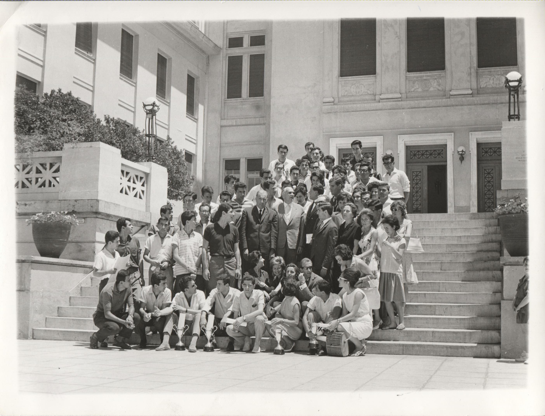 ΚΑΣΤΑΝΟ Πανεπιστήμιο διαφυλετικός ραντεβού