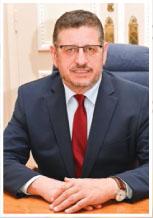 Ο Πρύτανης του ΟΠΑ Καθηγητής κ. Δημήτρης Μπουραντώνης