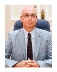 Καθηγητής Βασίλης Βασδέκης,  Αντιπρύτανης Ακαδημαϊκών Υποθέσεων και Προσωπικού