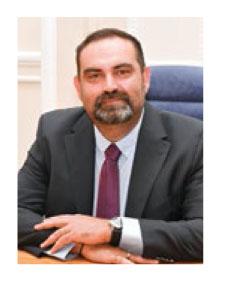 Καθηγητής Κωνσταντίνος Δράκος, Αντιπρύτανης Οικονομικού Προγραμματισμού και Υποδομών