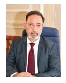 Αναπλ.Καθηγητής Γιώργος Λεκάκος,  Αντιπρύτανης Έρευνας και Διά Βίου Μάθησης