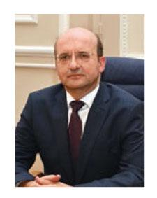 Καθηγητής Βασίλης Παπαδάκης,  Αντιπρύτανης Διεθνούς Συνεργασίας και Ανάπτυξης